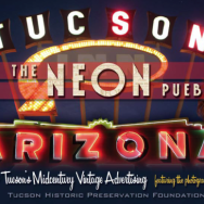 our photography for Tucson's Guide to Midcentury Vintage Advertising, by Tucson Historic Preservation Foundation