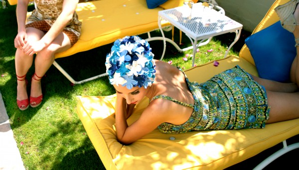 old hollywood glamour at the Arizona Inn, Tucson, Arizona